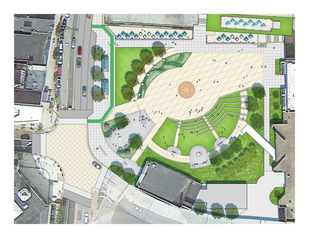 Veterans Memorial Park Planning And Analysis By Beta