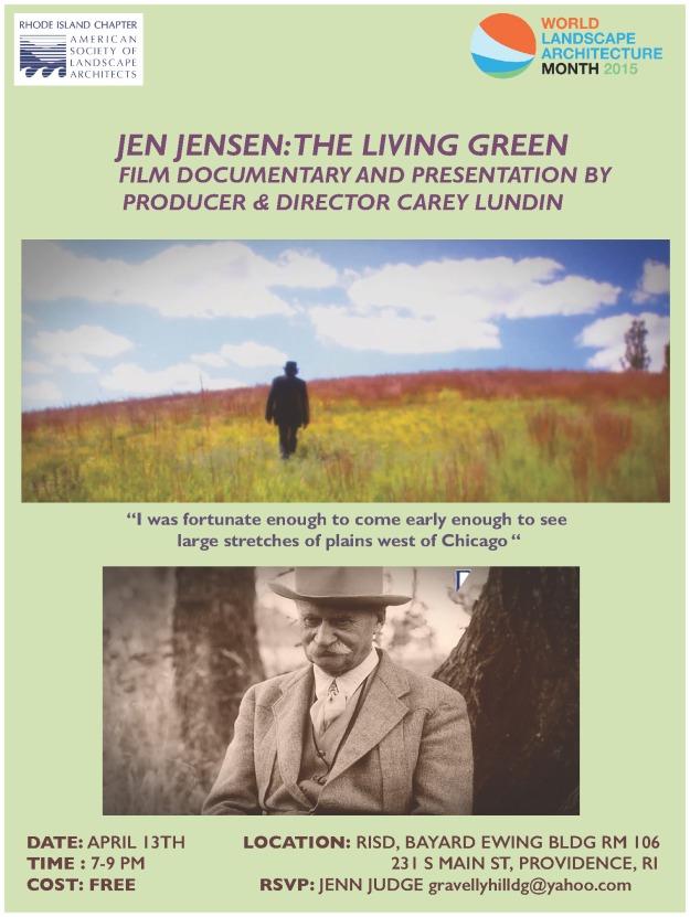 Jen Jensen poster